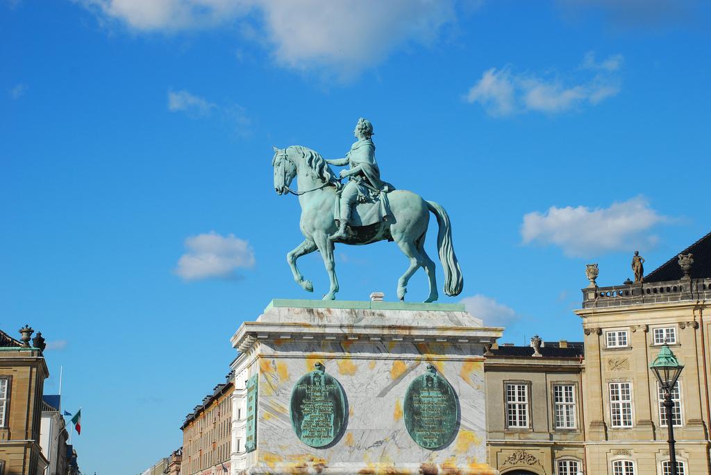 Frederiksberger Statue (flickr
