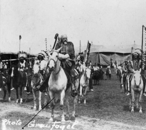 WW Show - Sioux's 1907