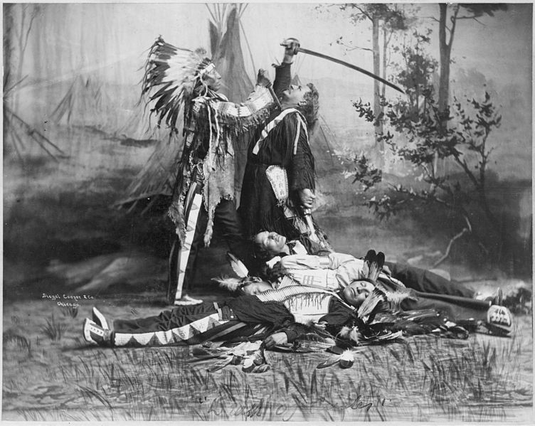 File:Pawnee bill wild west show c1905.jpg